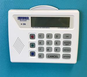 Brinks BHS-3000A Keypad