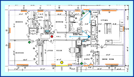 honeywell wifi smart thermostat wiring diagram smart house wiring system