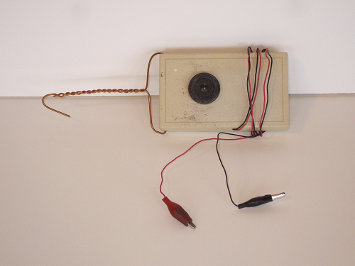 DIY Continuity Tester with hanger hook