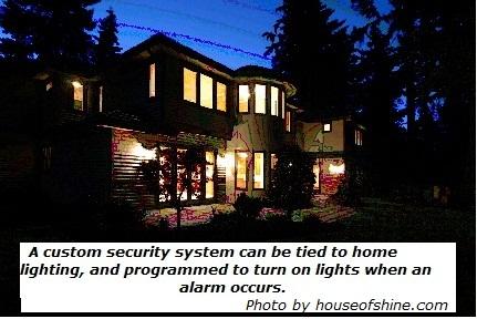 Custom functions - home lighting control