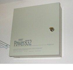 Main alarm panel box for DSC Power 832