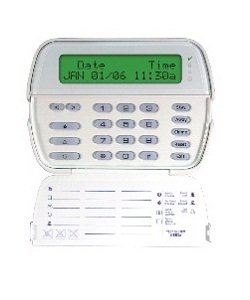 PowerSeries 64-Zone LCD Full-Message Keypad PK5500