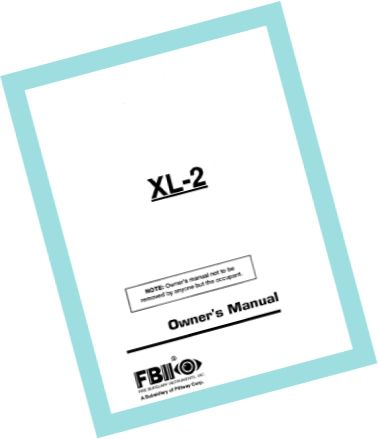 Get help finding an XL-2 Manual