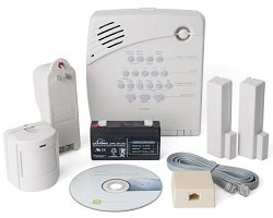 GE Simon 3 Wireless Security System