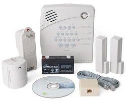 GE Simon 3 Alarm System