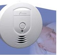 Kidde Battery Operated Smoke Detector