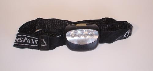 Versalite 4 LED Headband Flashlight