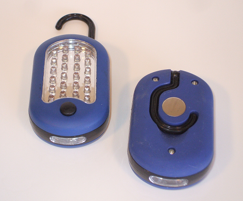Harbor Freight 27 LED Portable Worklight/Flashlight