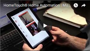 MONI HomeTouch Automation