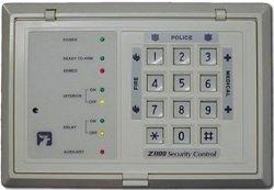 Moose Alarm - Moose Z1100R LED Keypad