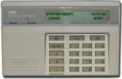 Moose Alarm - Moose Z1100ST LCD Keypad
