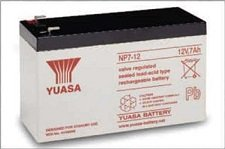 Find an alarm system battery at Amazon.com