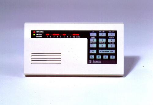 D620 keypad for 6112 system