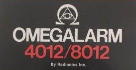 Omegalarm 4012/8012 Logo