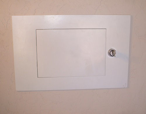 Small Wall Safe Installation