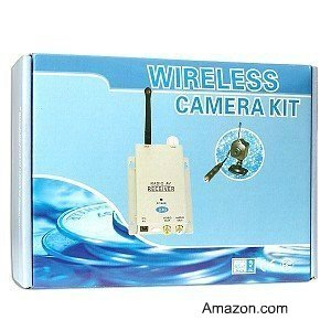 Wireless Security Cameras for Home Use - Package